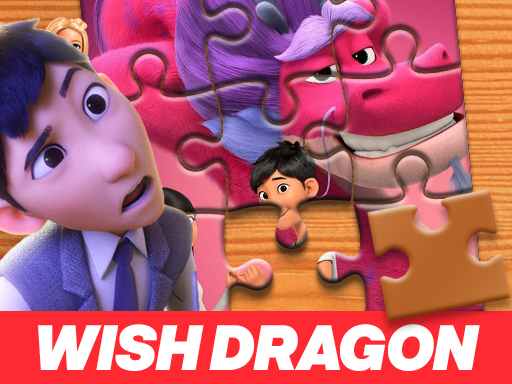 Play Wish Dragon Jigsaw Puzzle