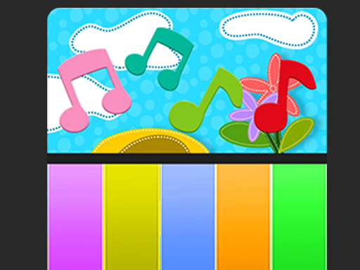 Play Piano For Kids