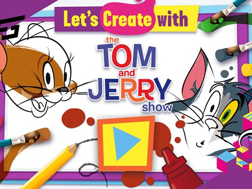 Lets Create with Tom and Jerry