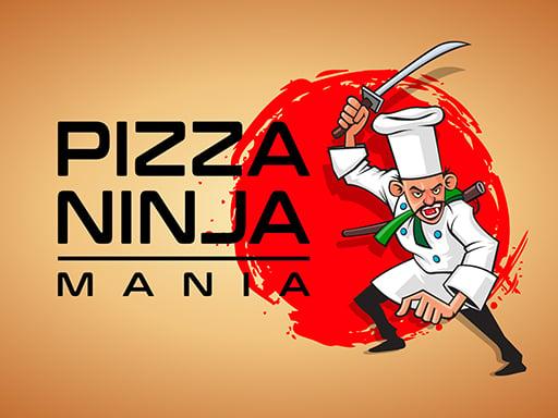 Çılgın Pizzacı Ninja