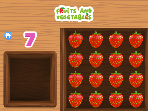 Play Fruits and Vegetables