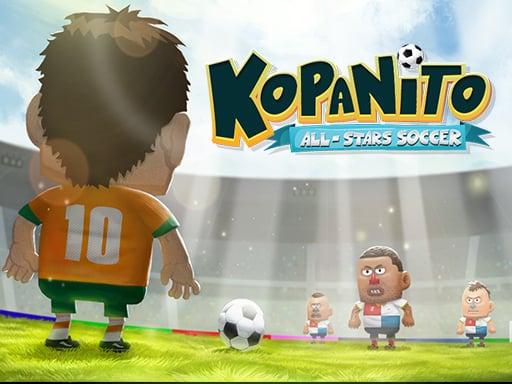 Kopanito All Stars Soccer