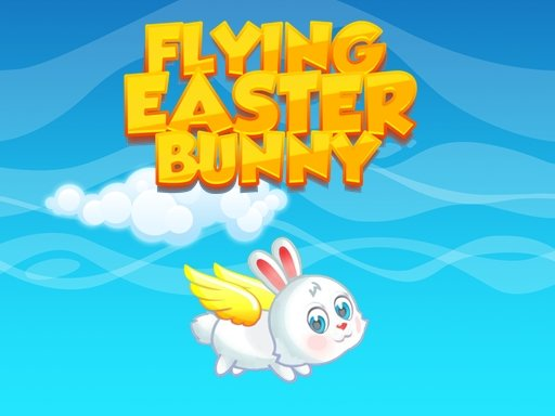Flying Easter Bunny - Popular Games - Cool Math Games