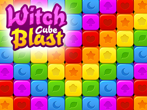 Ведьма Cube Blast