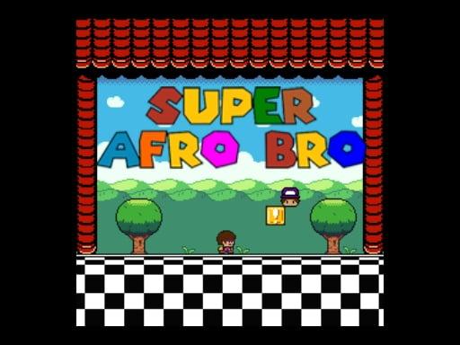 SUPER AFRO BRO