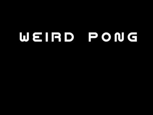 Weird Pong