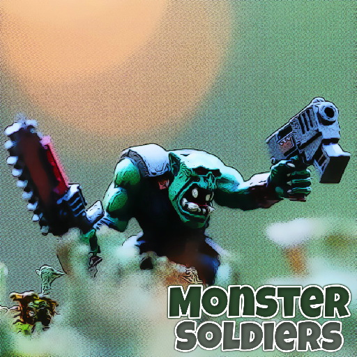 Monster Soldiers