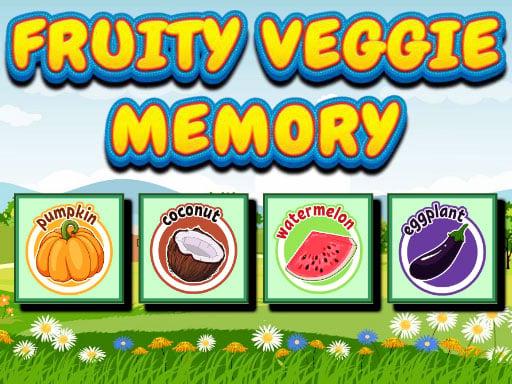 Фруктовый вегетарианский Memory