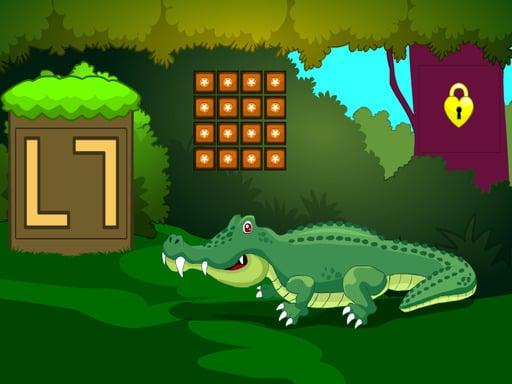 Play Crocodile Land Escape