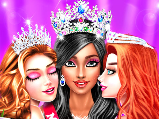 Play PRINCESS COLLEGE BEAUTY CONTEST