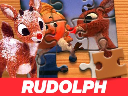 Rudolph Jigsaw Puzzle