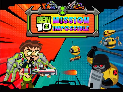 Бен 10: Миссия невыполнима