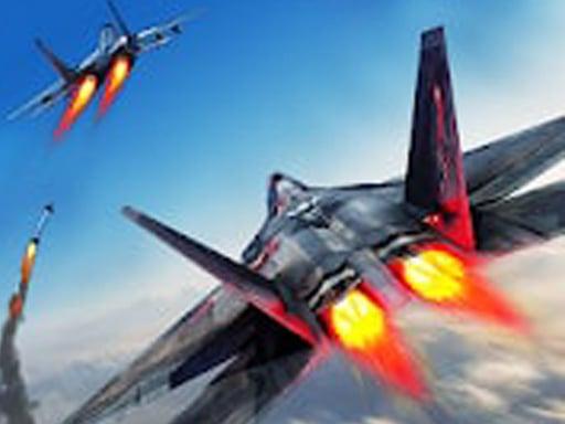 Самолетная война – бесконечные ракеты!
