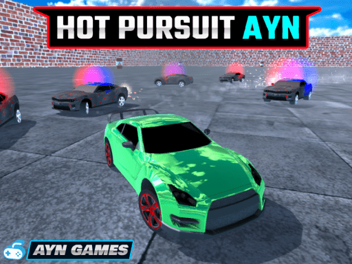 Play Hot Pursuit Ayn