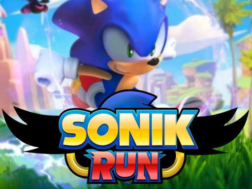 Play SoniK Run Online
