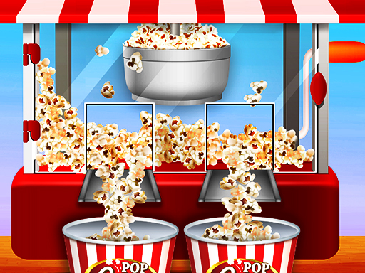 Caramel Popcorn Maker Factory : Crunchy Pop Corn
