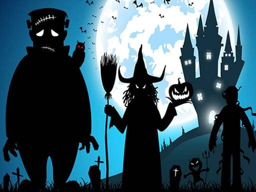 Crazy Halloween Memory