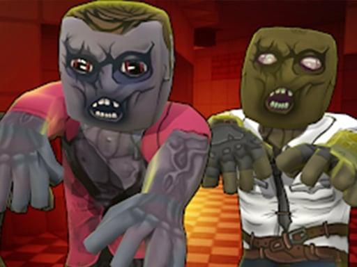Zombie PACMAN