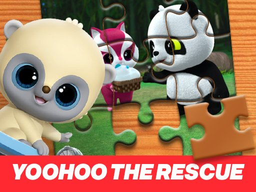YooHoo to the Rescue Jigsaw Puzzle