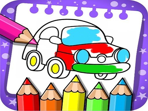 Play Coloring Games: Coloring Book, Painting, Glow Draw