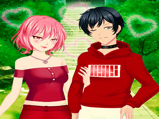Play Anime Couples Dress Up Game