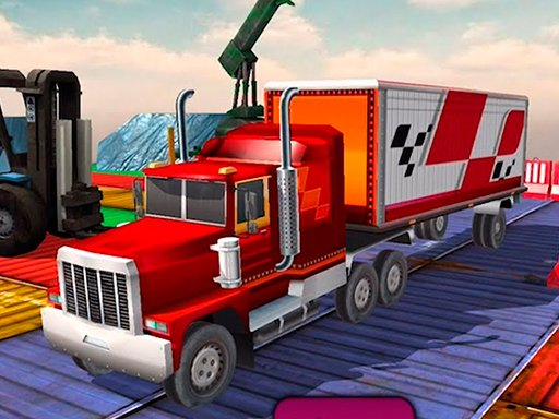Impossible Truck Driving Simulator 3D