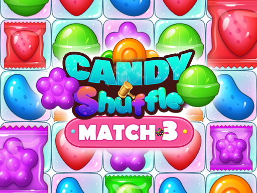 Конфеты Shuffle Match-3