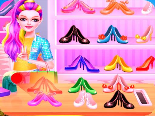 Play Little Shoe Designer - Fashion World