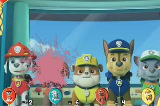 Paw Patrol Smash