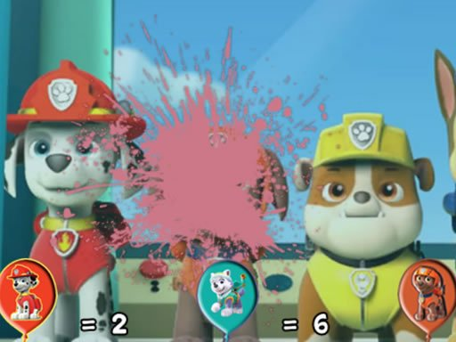 Play Paw Patrol Smash Online