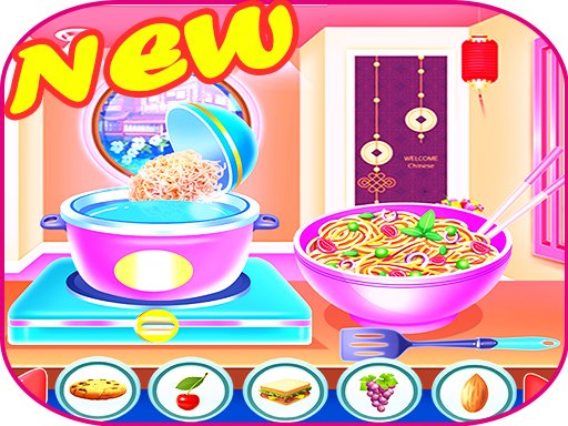 Play CHINES FOOD- Food Recipes
