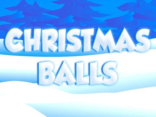 Christmas Balls HD