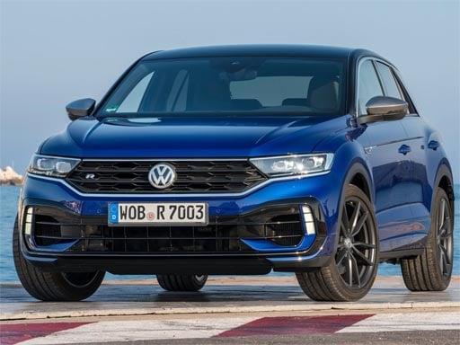 Volkswagen T-Roc R Puzzle