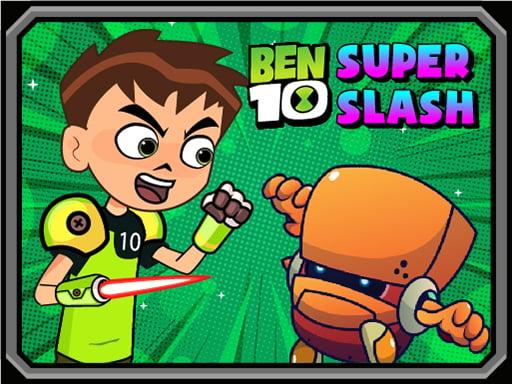 Бен 10 Супер Слэш