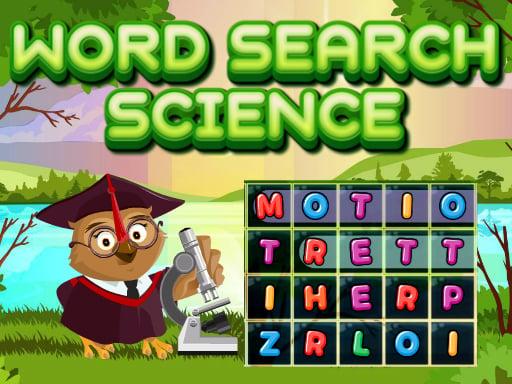 Наука поиска слов