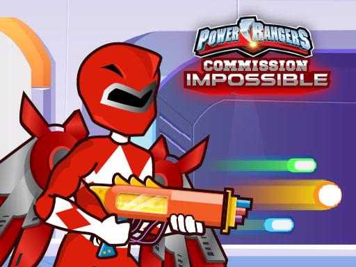 Миссия Power Rangers невыполнима – стрелялка