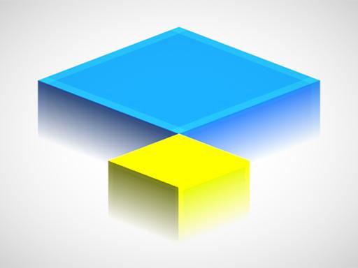 Isometric Squares puzzle