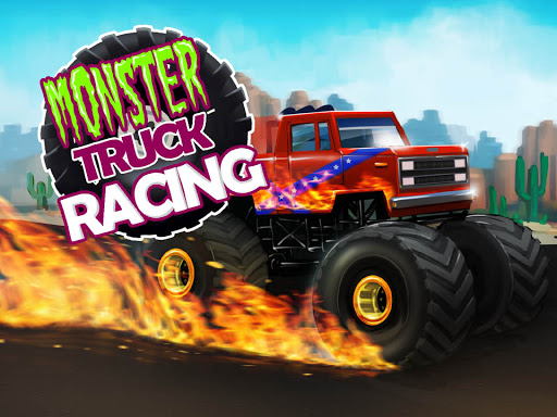 Xtreme Monster Truck Racing Game