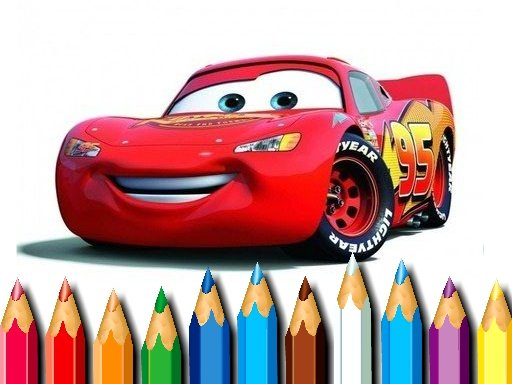Play BTS Cars Coloring Online