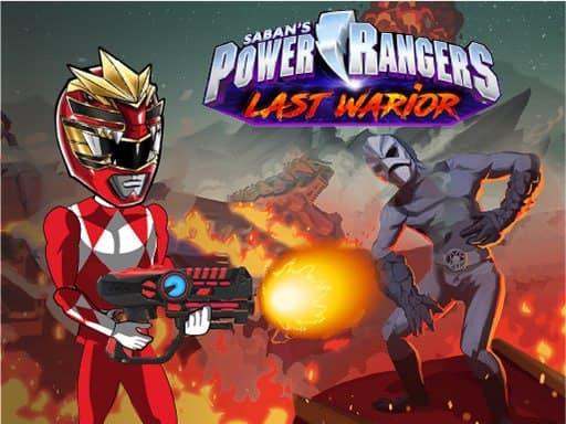 Последние Power Rangers – игра на выживание