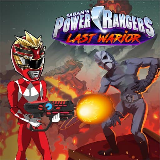 The last Power Rangers - survival game