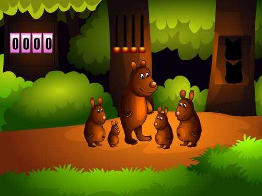 Play Bear Village Escape