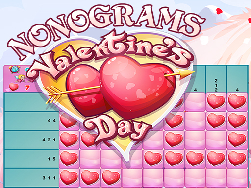 Nonograms Valentine