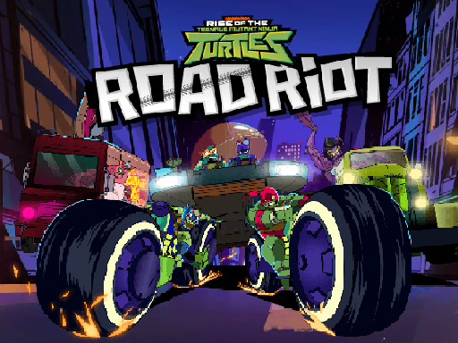 Road Riot – Восстание ниндзя-подростка-мутанта