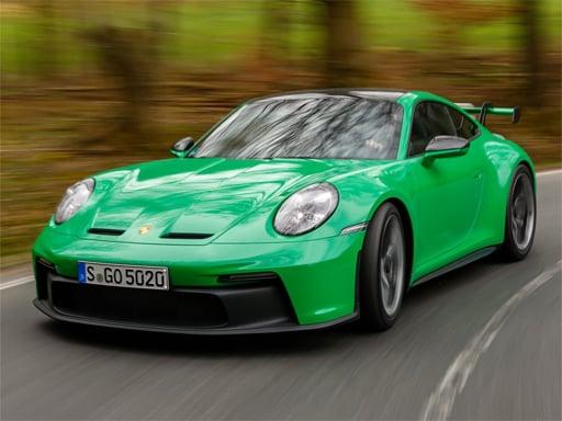 Porsche 911 GT3 Пазл