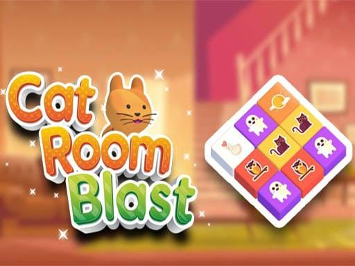 Cat Room Blast