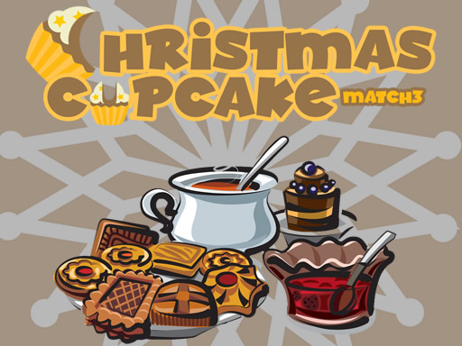 Christmas Cupcake Match 3 - Popular Games - Cool Math Games