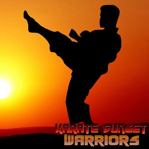 Karate Sunset Warriors