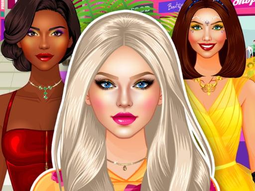 Makeover Games: Superstar Dress up & Makeup