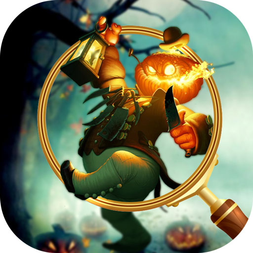 Halloween Hidden Object Games : Haunted House